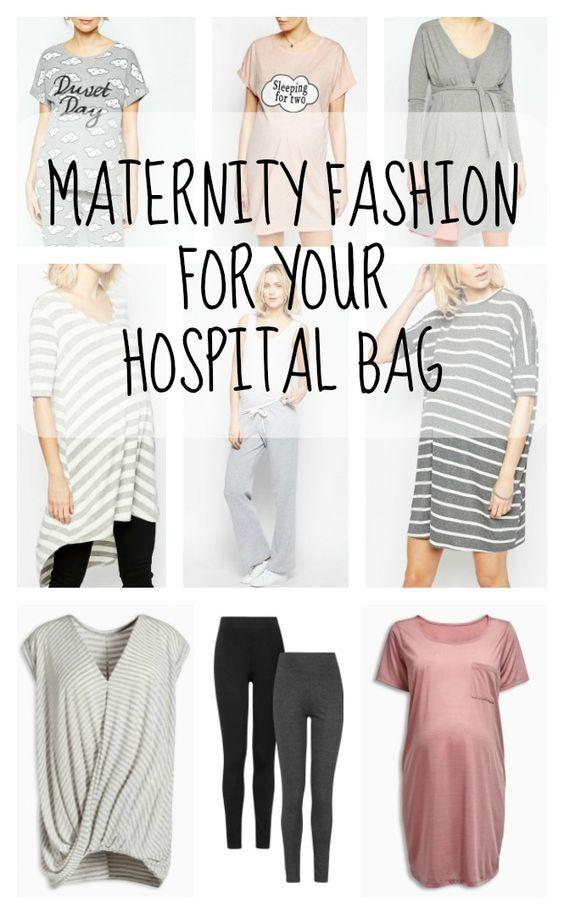 Maternity Fashion For Your Hospital Bag - Lamb & Bear