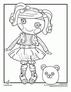 how to draw a lalaloopsy doll step by step
