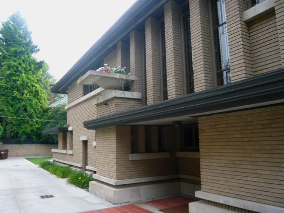 Meyer May House; #FrankLloydWright