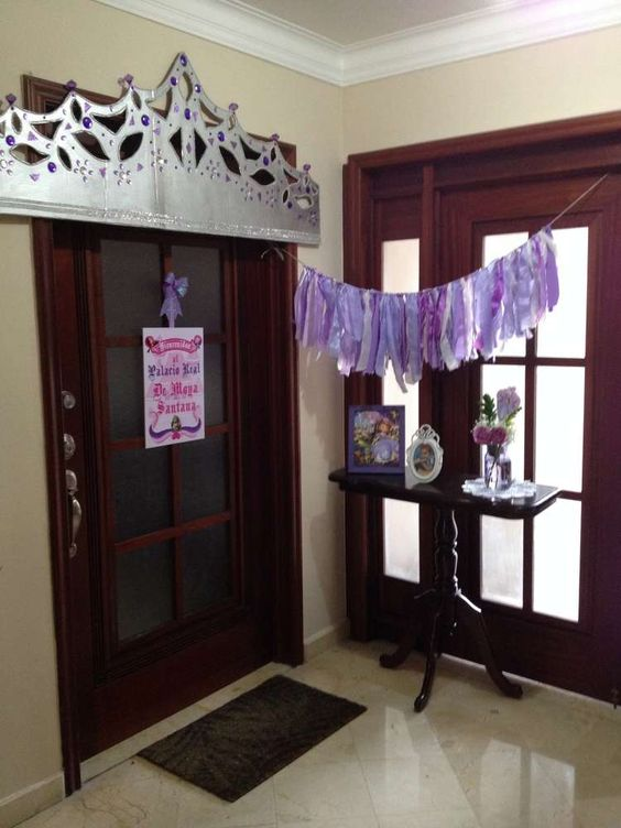 Sofia the First Birthday Party Ideas | Photo 3 of 23