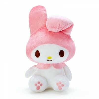 Sanrio Characters Mascot set Figure Konekoneko Cat My Melody Kitty Japan New F//S