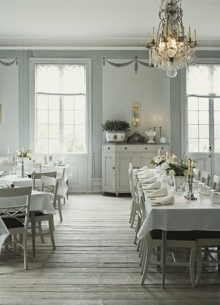 Beautiful 17th Century Swedish Country House - Skipperwood Home Blog: