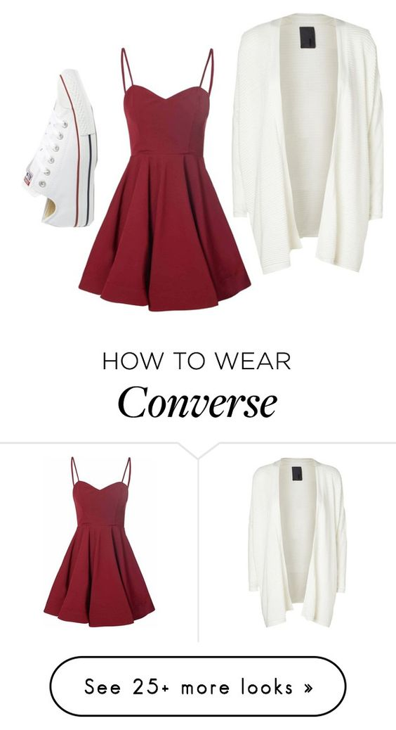 """who wants to play a game, comment below your name and ill you in my next set!!"" by specialtj on Polyvore featuring Glamorous, Minimum and Converse"