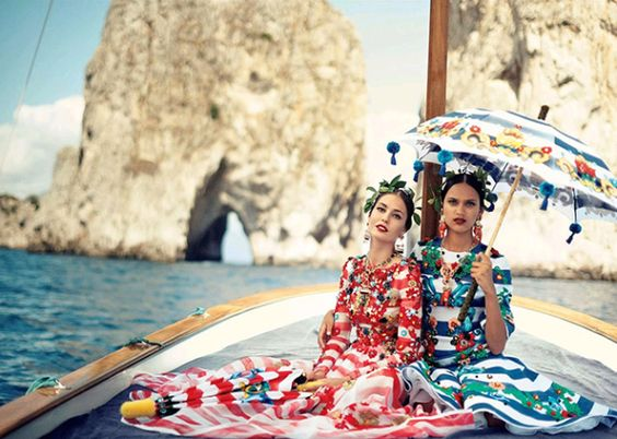 Project Fairytale: Dolce & Gabbana || Vogue Japan