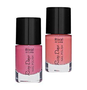 "Rosige Zeiten mit der neuen Limited Edition ""Rosy Days"" von Rival de Loop - Preview <3  http://www.mihaela-testfamily.de  #neubeirossmann #RosyDays #RivaldeLoop #Beauty"