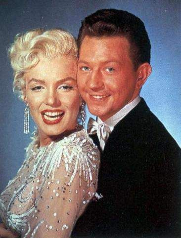 Marilyn and Donald O'Connor 1954