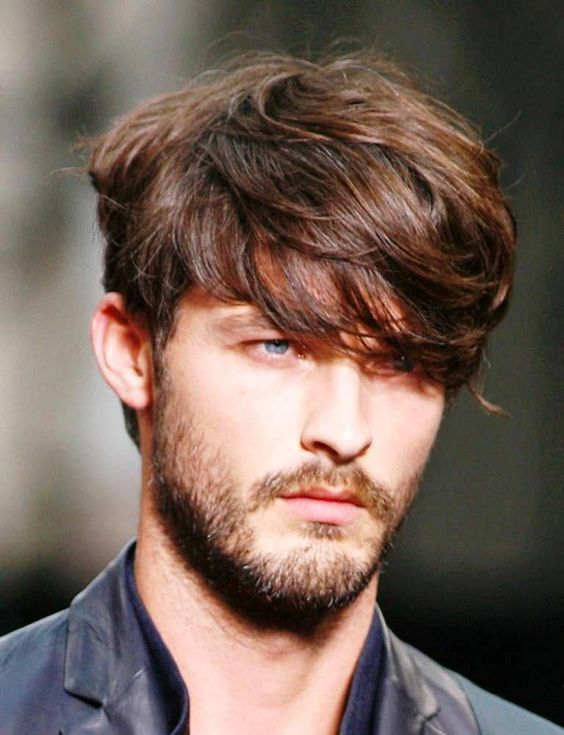 Winter Hairstyles For Men Medium Length To Long Hairstyles Medium Hair Styles Mens Hairstyles Medium Haircuts For Men