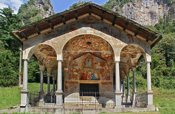 Cappella della Madonna di Loreto - Italia Meravigliosa