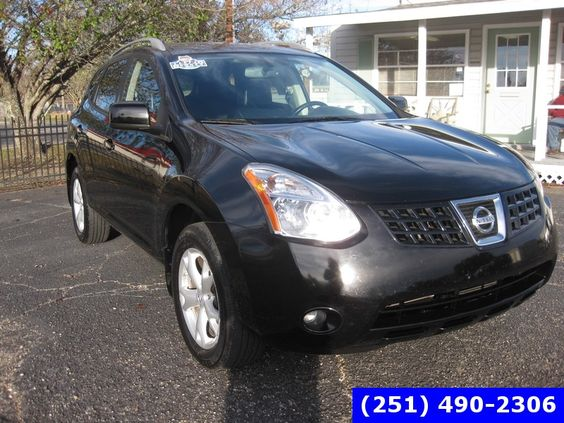 2008 Nissan Rogue Sl In Loxley Al Nice Used Vehicles Pinterest
