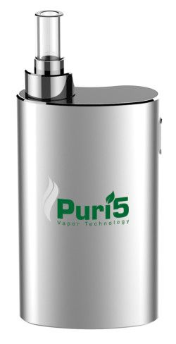 Puri5 Dry Herb Vaporizer |Shop Now
