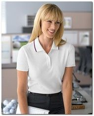$25.65 > Ashworth 1149C Ladies Performance Wicking Blend Polo - Available Colors: 4, Size Range: S - 2XL