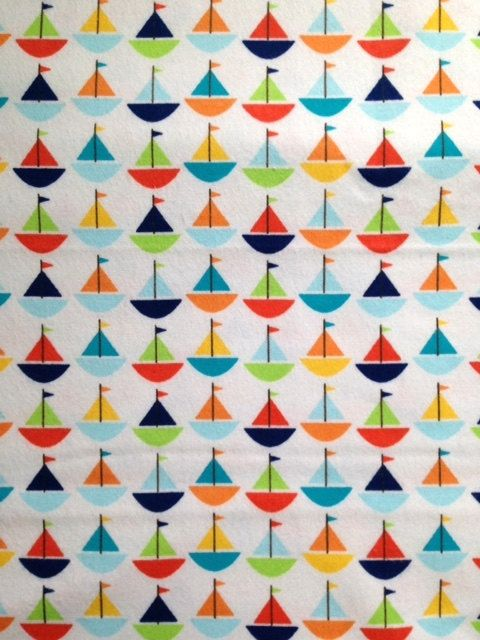 Custom Fitted Crib Sheet OR Pack N Play Sheet OR by BarefootWalks