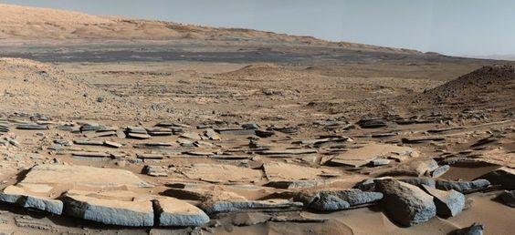 lake on Mars
