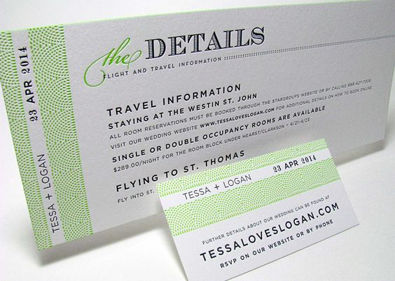 boarding pass wedding invitations 4