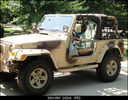Desert Storm Camo Jeep Google Search Vehicle Camo