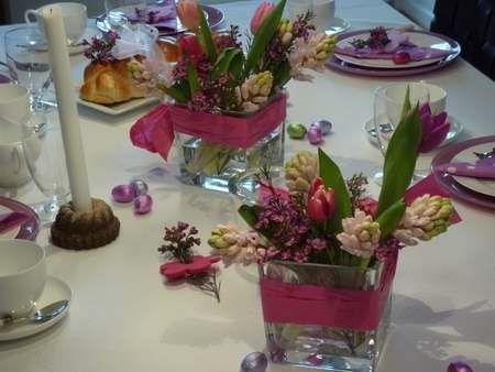 Tischdeko Geburtstagskaffee In Lila Taufe Pinterest