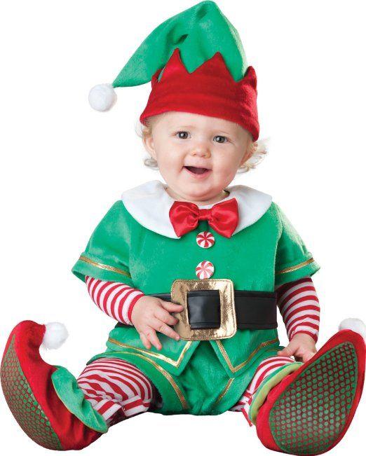 Amazon.com: Incharacter Costumes, LLC Santa's Lil' Elf Costume: Clothing