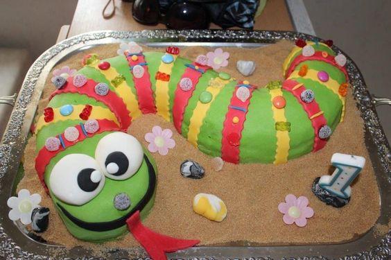 Geburtstag Wurm