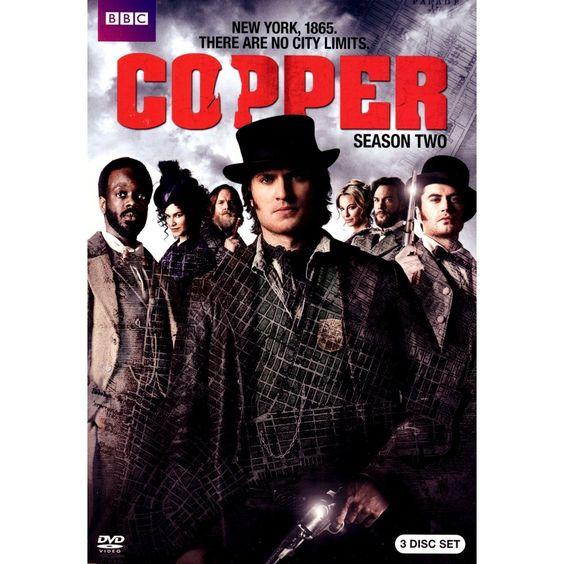 Copper: Season Two [3 Discs]