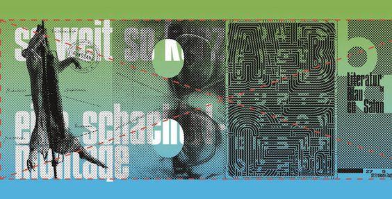 So weit, so kurz / Vortrag 2xGoldstein im Haus Wellensiek   Slanted - Typo Weblog und Magazin
