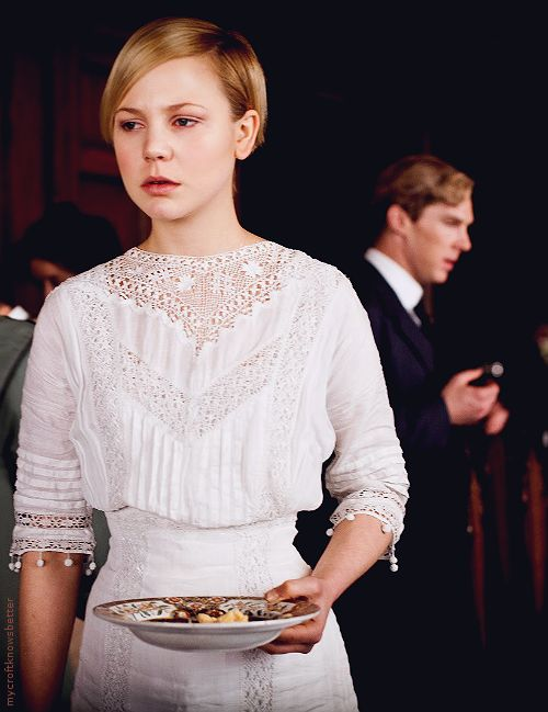 Adelaide Clemens (Valentine Wannop) & Benedict Cumberbatch (Christopher Tjietens) - Parade's End (TV-Series, 2012) #fordmadoxford: