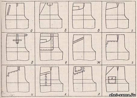 Книги по конструированию юбок