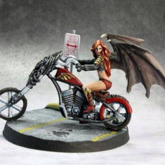Kickstarter Sophie by Reaper Miniatures