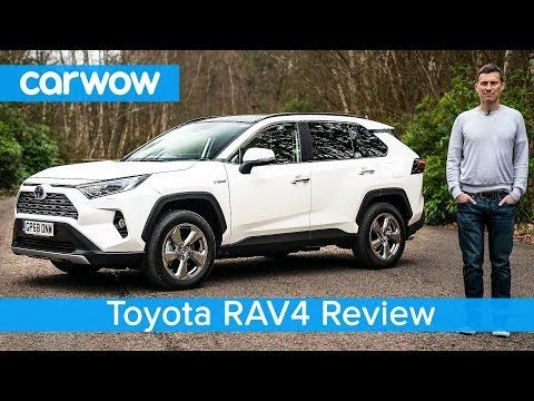 Toyota Rav4 Suv 2019 In Depth Review Carwow Reviews Youtube Toyota Rav4 Suv Toyota Rav4 New Toyota Rav4
