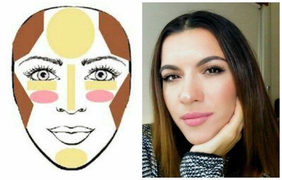 Rotina de pele para dias especiais #contour #lancôme #highlight #mac #foundation #chanel #blush #mac #blushbaby #makeupbyritalopes #blogger #makeuplover #happy