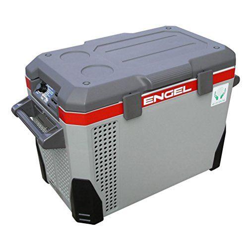 Engel Mr040f U1 Marine Fridge Freezer Ac Dc 40 Qt All4hiking Com Portable Refrigerator Portable Fridge Fridge Freezers