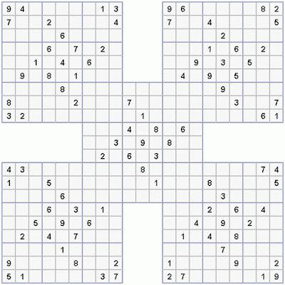 Hard Sudoku Puzzles To Print Sudoku puzzles and Puz...