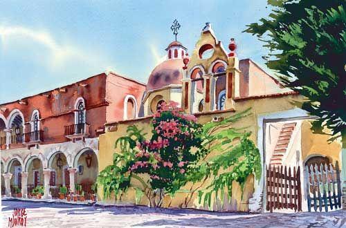 Mexico - HACIENDA DEL CARMEN, Jalisco by JORGE MONROY