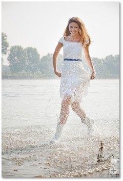 Noni - maßgeschneiderte Brautmode aus Koeln - emma | Noni - handmade wedding dress from germany