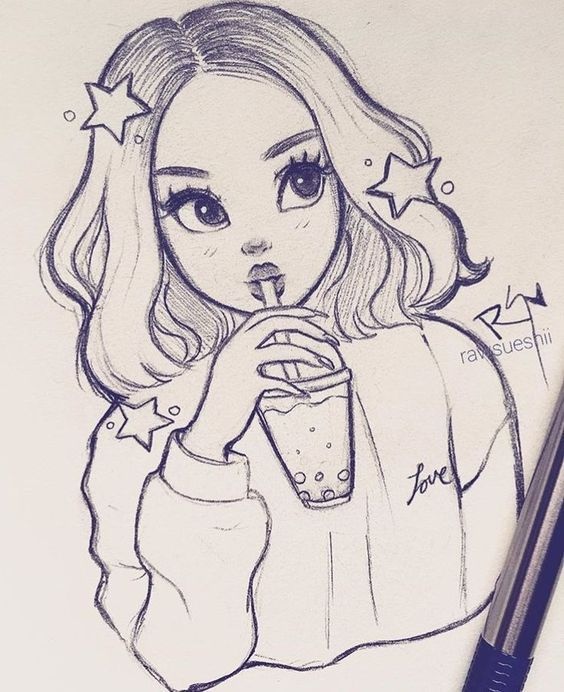 Pin By Yareni On Art Girl Drawing Sketches Cool Art Drawings Drawings