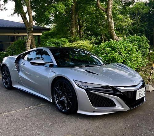 Nsx In Hakone Japan Looking Clean Via Reddit Nsx Acura Nsx New Luxury Cars