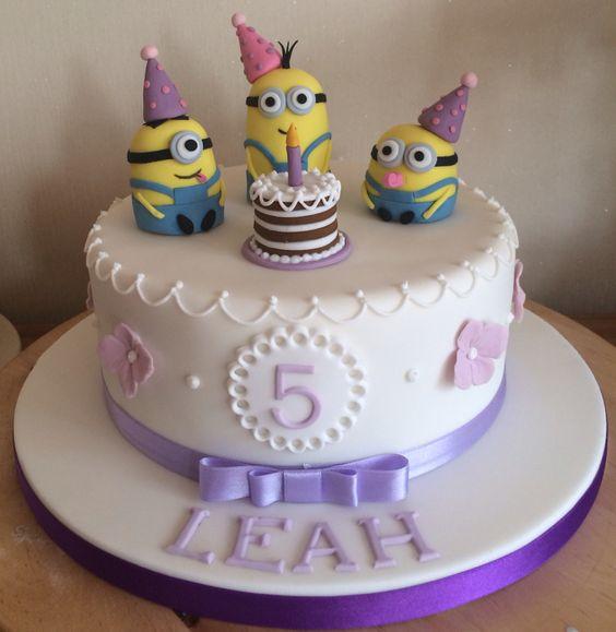 ... kevin o leary minion birthday cakes minions minions birthday cakes