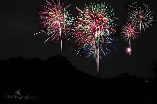 july 4th fireworks rancho bernardo