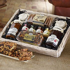 Cottage Delight Farmhouse Hamper from Lakeland http://www.lakeland.co.uk/Christmas/hampers?src=pinit