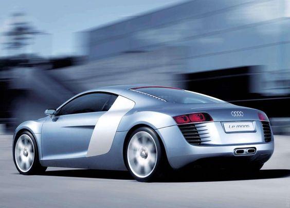 2003 Audi Le Mans Quattro Concept Audi Pinterest Le Mans Audi
