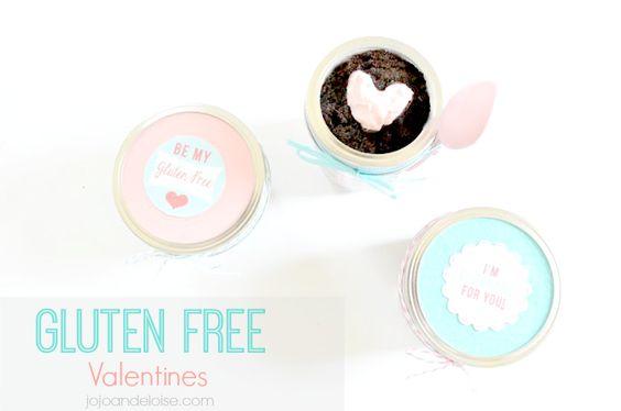 #glutenfree valentines day jojoandeloise.com
