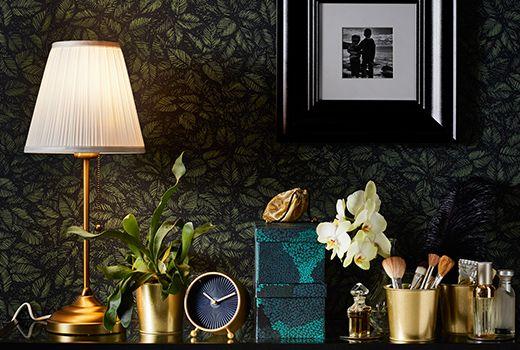 Bordslampa från IKEA. #IKEA #interior #lampa #interior