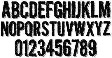 Free Font | Kraft Nine: Files Fonts, Free Font, Crafts Fonts, Fonts Icon, Tech Tips Fonts Type, Fonts Clipart, Fonts Printables, Design
