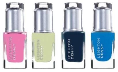 Leighton Denny has announced a limited edition Riviera Collection for spring/summer 2013.