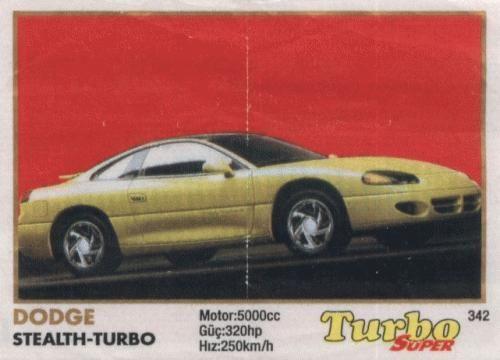 Dodge Stealth Turbo