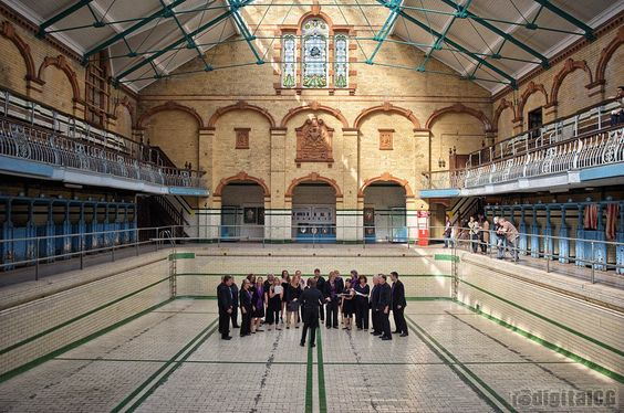 Public victorian and victoria on pinterest for Public swimming pools manchester