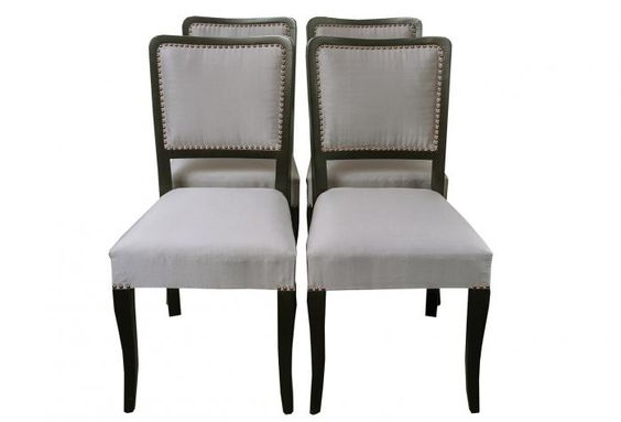 1920s Art Deco Dining Chairs