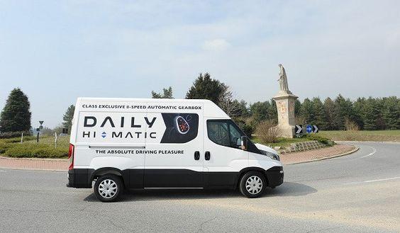 Már itthon is elérhető az új Iveco Daily Hi-Matic és az Astra járműcsalád