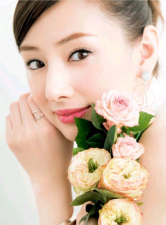 花と北川景子