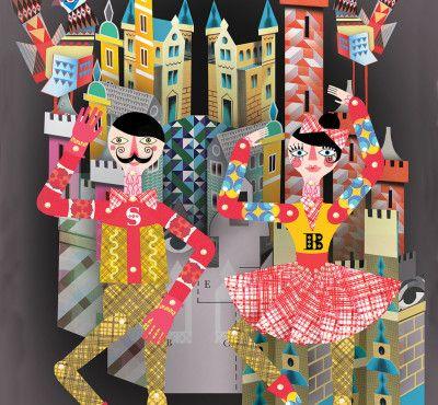 Lesley Barnes | Handsome Frank Illustration Agency