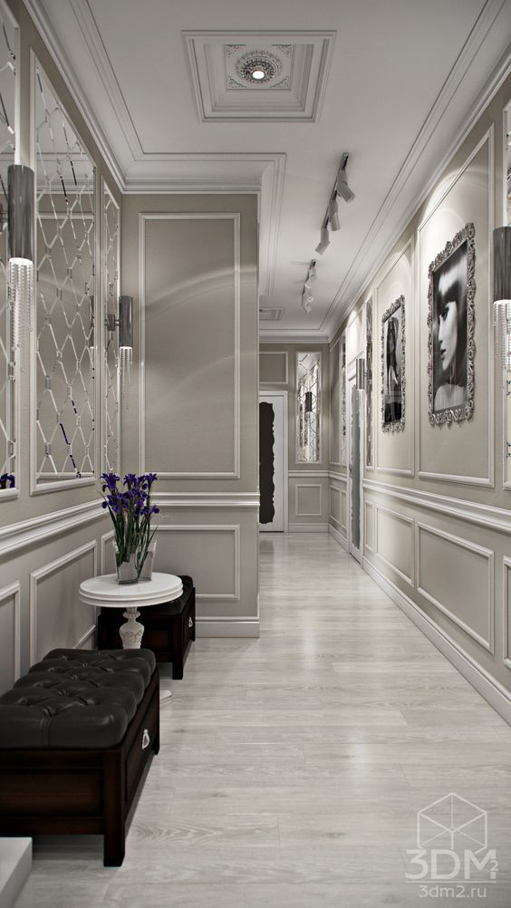 100 Best Wainscoting Ideas For Each Room Salon Interior Design Dining Room Wainscoting Hallway Designs